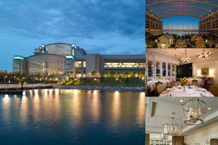 Gaylord National Resort & Convention Center photo collage