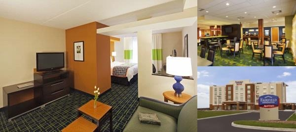 Fairfield Inn & Suites Toronto / Mississauga photo collage