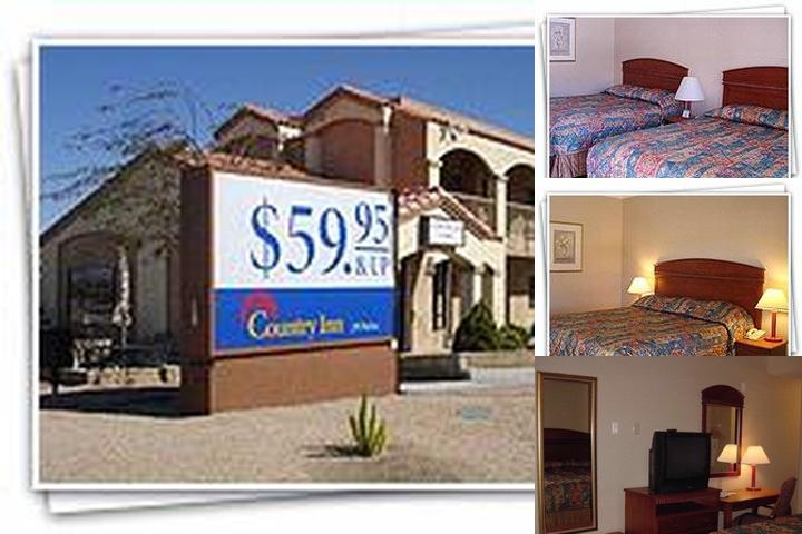 Country Inn Twentynine Palms photo collage