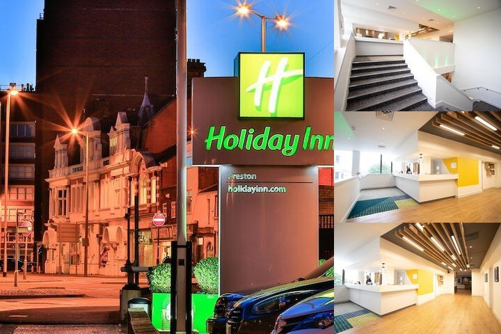 Holiday Inn Preston Contemporary Bar & Lounge