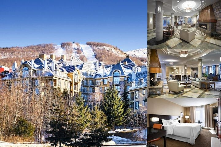 Westin Resort & Spa Tremblant photo collage