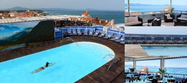 Radisson Blu Hotel Biarritz photo collage