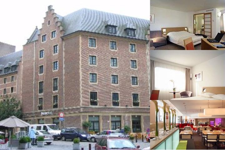 Novotel Brussels Off Grand'place photo collage