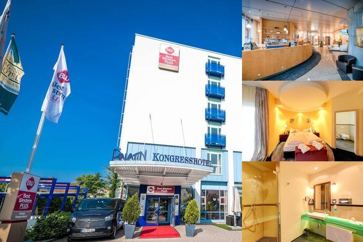 Best Western Plus Palatin photo collage