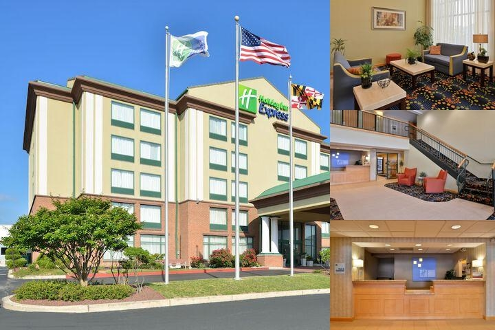 Holiday Inn Express & Suites Northside photo collage