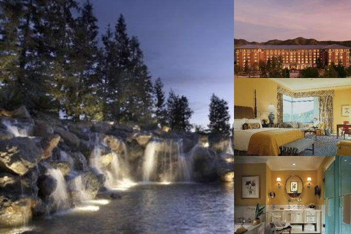 Four Seasons Hotel Westlake Village photo collage