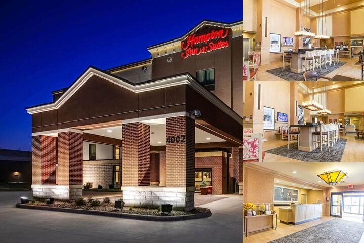 Hampton Inn & Suites by Hilton Dodge City photo collage