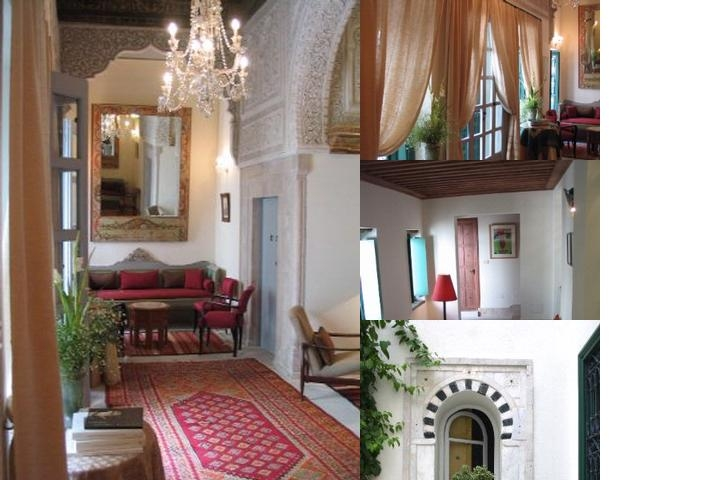 Dar El Medina Guest House photo collage