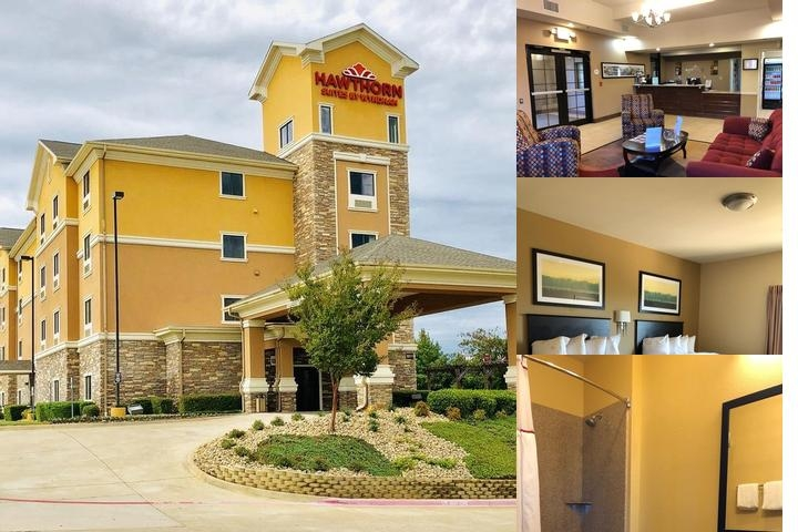 Suburban Extended Stay Hotel Longview photo collage