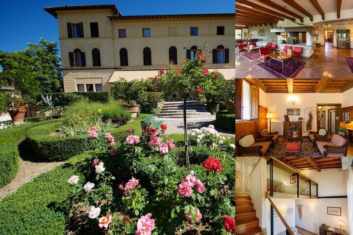 Hotel Villa Scacciapensieri photo collage