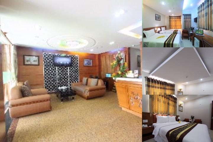 Hon En Hotel & Spa photo collage