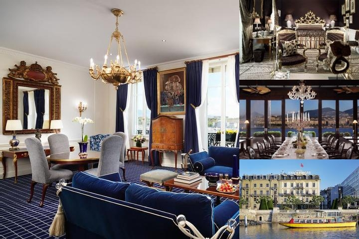 Hotel D'angleterre photo collage