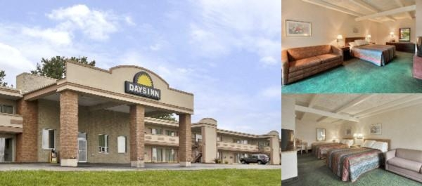 Days Inn North Airport photo collage
