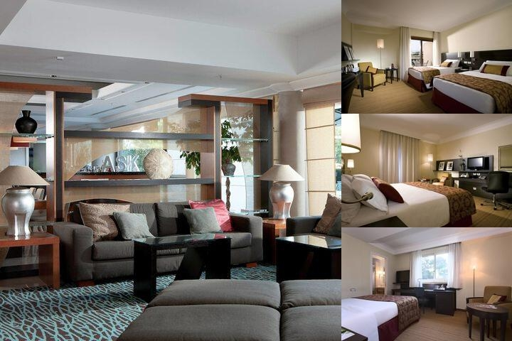 Courtyard by Marriott Rome Central Park photo collage