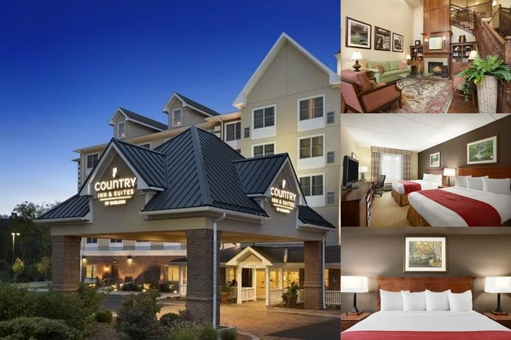 Country Inn & Suites State College photo collage