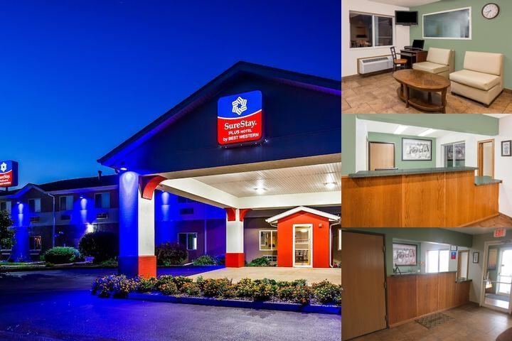 SureStay Plus Hotel by Best Western Bettendorf photo collage