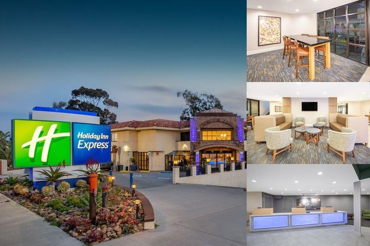Holiday Inn Express Airport Old Town photo collage