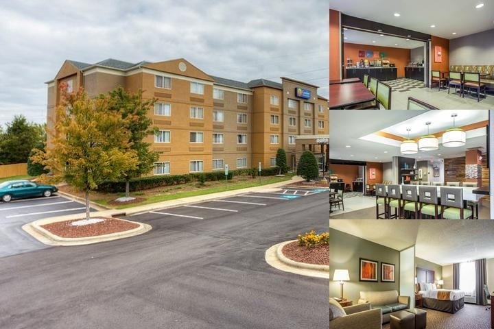 Fairfield Inn Kannapolis photo collage