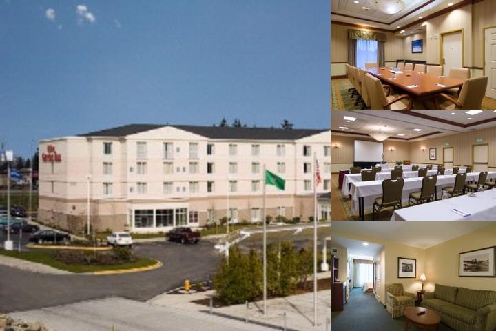 Hilton Garden Inn Seattle North / Everett photo collage