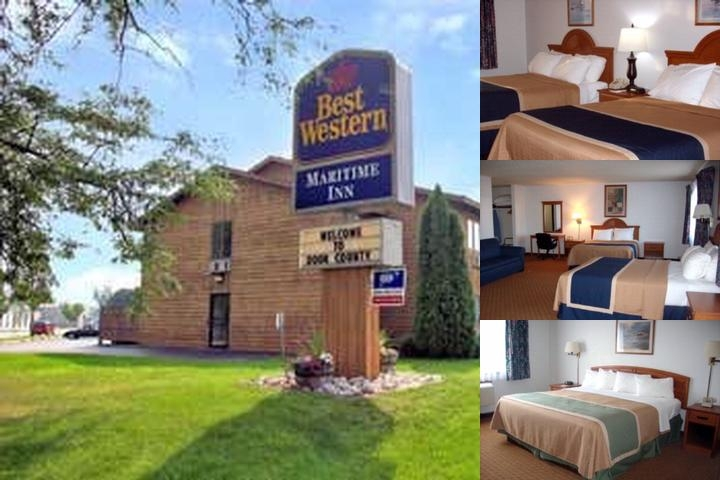 Best Western Maritime Inn photo collage