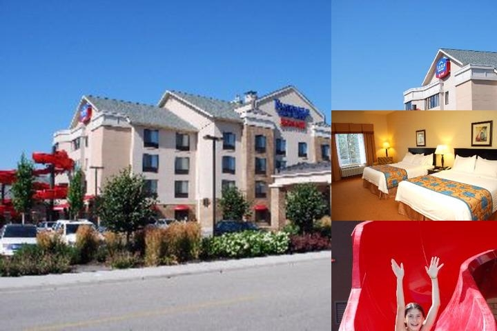 Fairfield Inn & Suites Kelowna photo collage