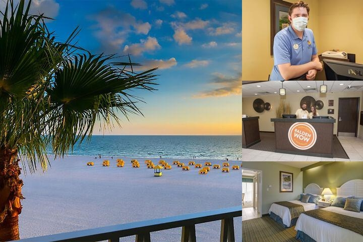 Alden Beach Resort All Suites photo collage
