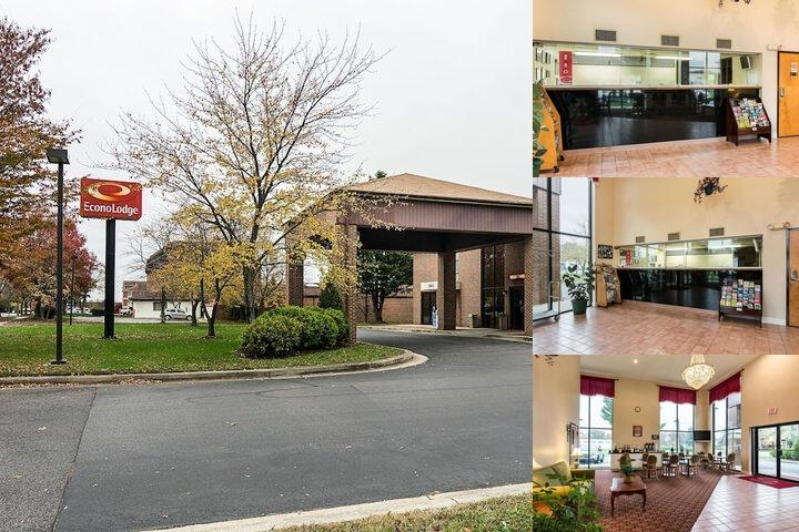 Econo Lodge Andrews Air Force Base photo collage