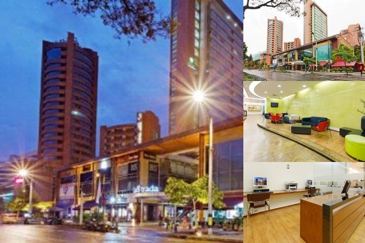 Holiday Inn Express Medellin photo collage