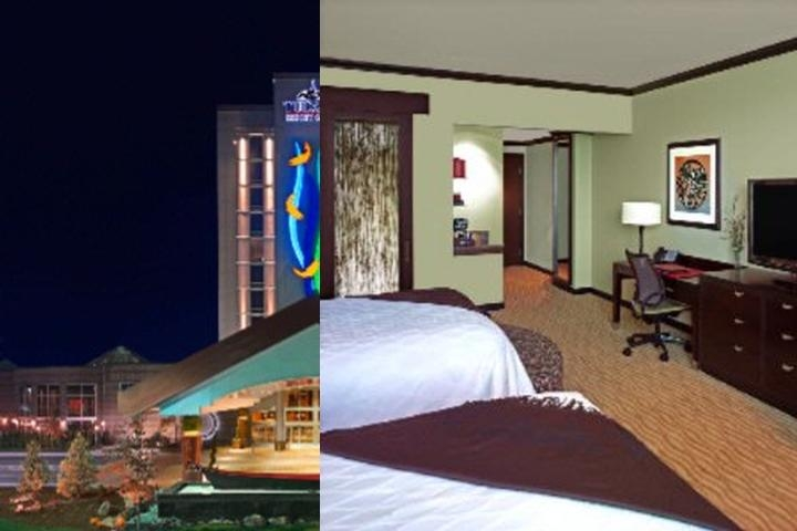 Tulalip Resort Casino photo collage