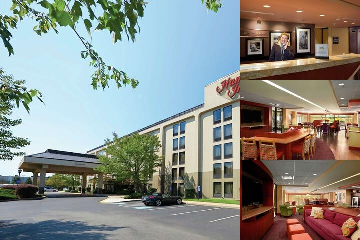 Hampton Inn York photo collage