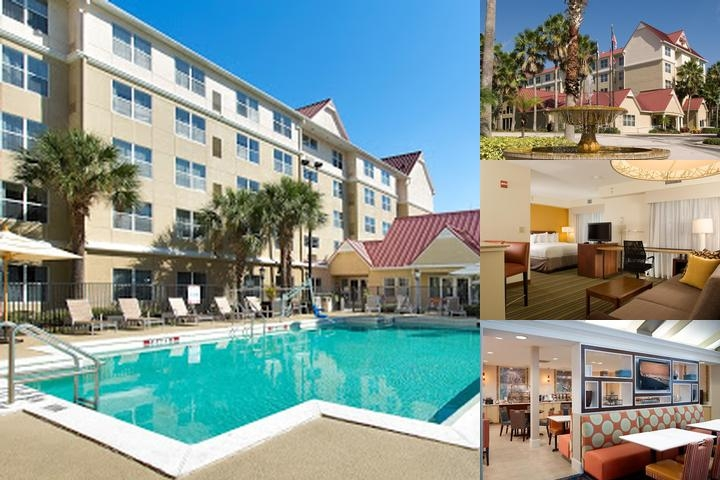 Residence Inn Orlando Convention Center photo collage