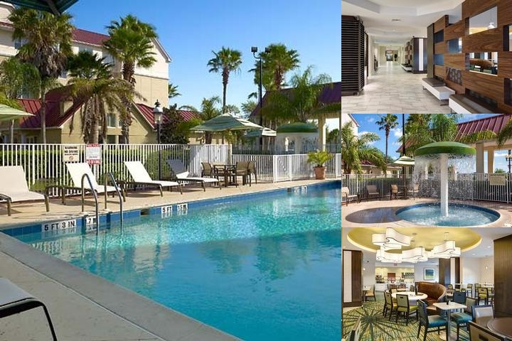 Marriott Springhill Suites Orlando Convention Center photo collage