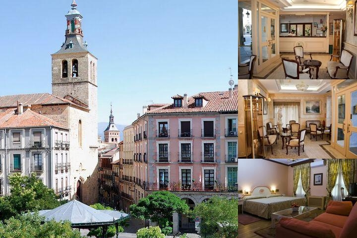 Hotel Infanta Isabel photo collage