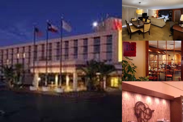 Marriott El Paso photo collage