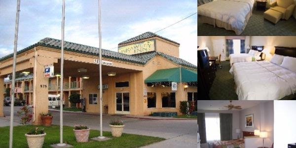Brawley Inn Hotel Conference Center Photo Collage