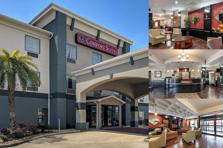 Comfort Suites Sulphur photo collage