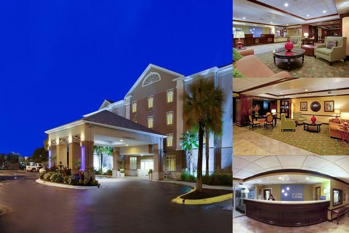 Holiday Inn Express Charleston / Ashley Phosphate photo collage