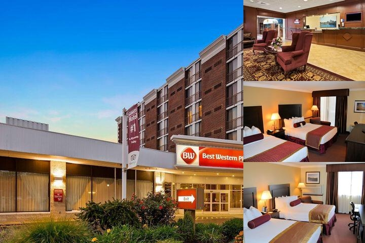 Best Western Plus Genetti Hotel & Conference Cent photo collage