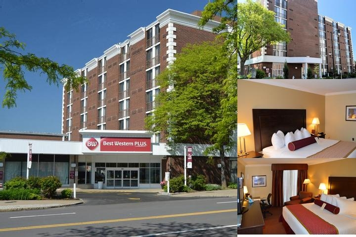 Best Western Genetti Hotel & Conference Center photo collage