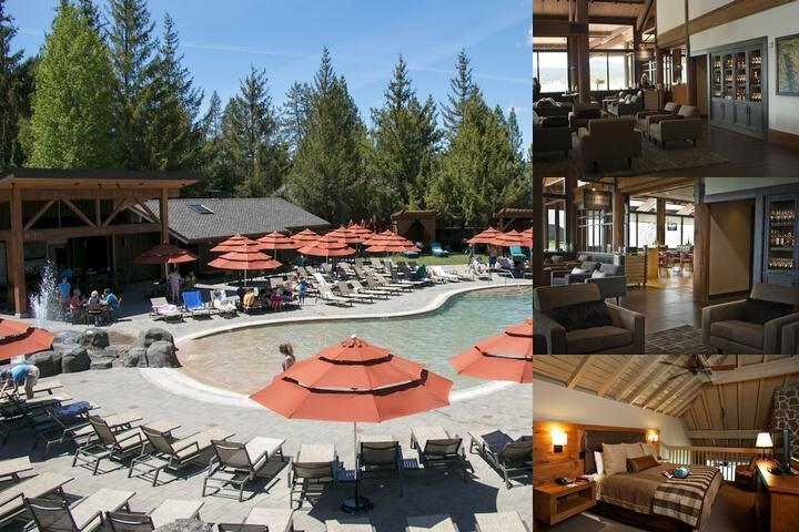 Sunriver Resort Destination Hotels Photo Collage