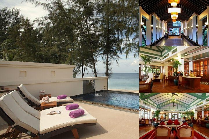 Dusit Thani Laguna Phuket photo collage