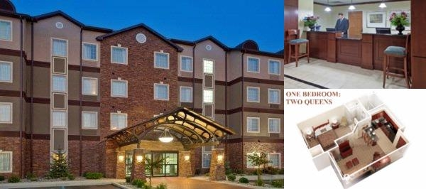 Staybridge Suites Elkhart photo collage