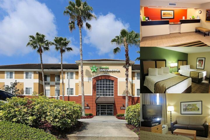 Extended Stay America Orlando Convention Center photo collage