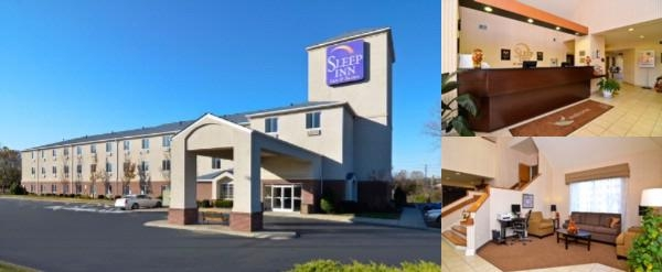 Sleep Inn & Suites Lebanon Mt. Juliet Nashville photo collage