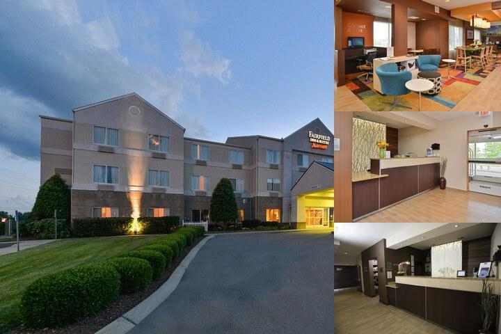 Fairfield Inn & Suites by Marriott Smyrna Tn photo collage