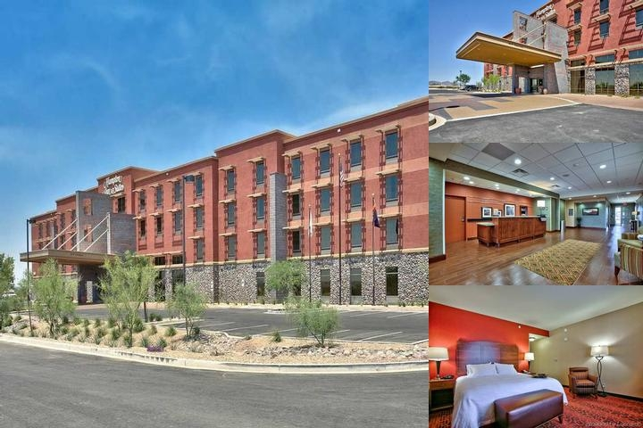 Hampton Inn & Suites Scottsdale / Riverwalk photo collage
