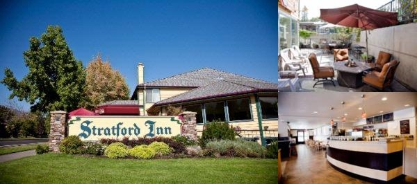 Stratford Inn photo collage