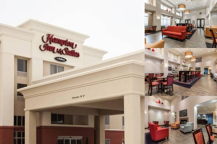Hampton Inn & Suites by Hilton Lethbridge photo collage