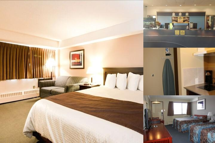 Howard Johnson Inn Yorkton photo collage