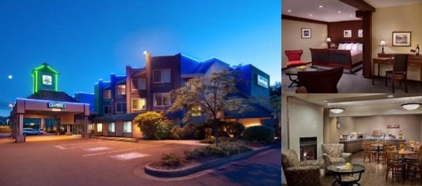 Travelodge Parksville photo collage
